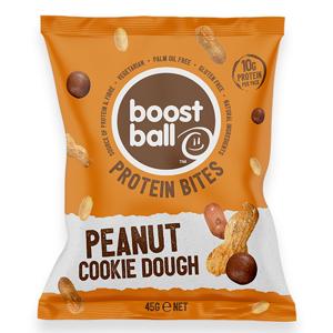 Boost Bites - Cookie dough 45 g - expirace