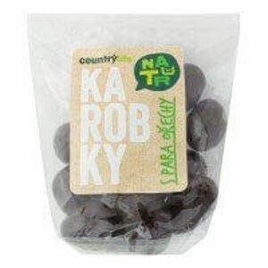 Country Life Karobky s para ořechy 100 g