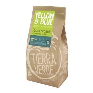 Yellow & Blue Prací prášek na barevné prádlo (papírový sáček) 850 g