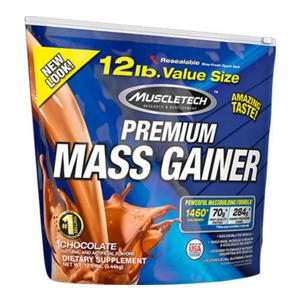MuslceTech Premium Mass Gainer 5440 g