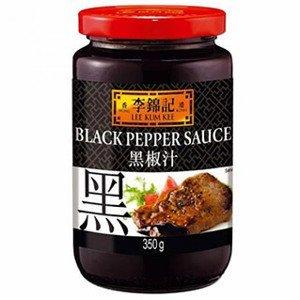 Lee kum kee Omáčka z černého pepře 350 g