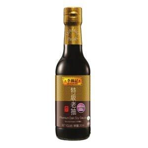 Lee kum kee Sójová omáčka Premium tmavá 250 ml