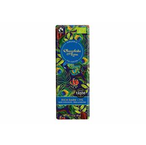 Chocolate and Love Rich Dark 40 g - expirace