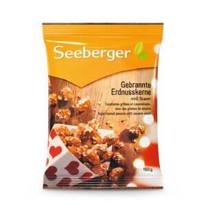 Seeberger Pražené arašídy v cukru se sezamem 150 g