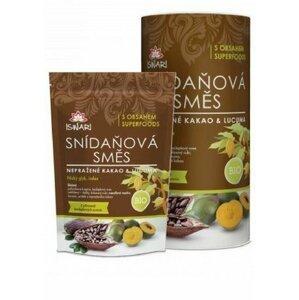 Iswari Snídaňová směs nepražené kakao/lucuma 800 g