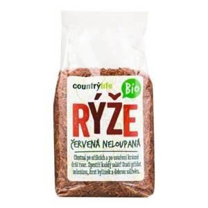 Country Life Rýže červená natural BIO 500 g