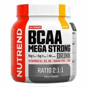 Nutrend BCAA mega strong drink (2:1:1) 400 g