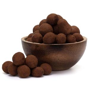 GRIZLY Lískové oříšky v čokoládové polevě se skořicí 100 g