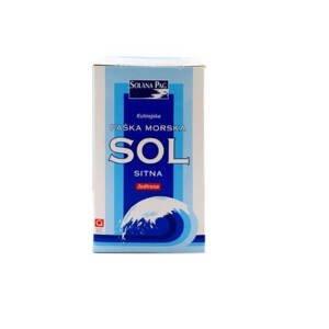 Solana Pag Mořská sůl jemná 1 kg