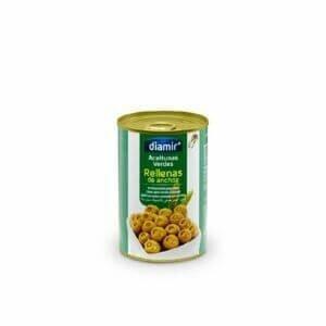 Diamir Olivy plněné ančovičkama 120 g