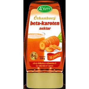 4Slim Čekankový beta-karoten nektar 350 g - expirace