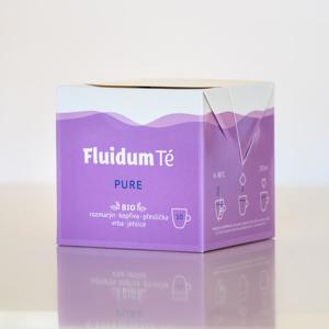 Fluidum Té Pure BIO 10 ks - expirace