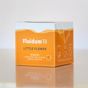 Fluidum Té Little flower BIO 10 ks - expirace