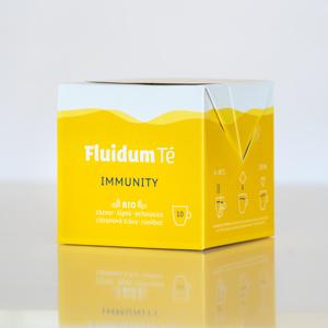 Fluidum Té Immunity BIO 10 ks - expirace
