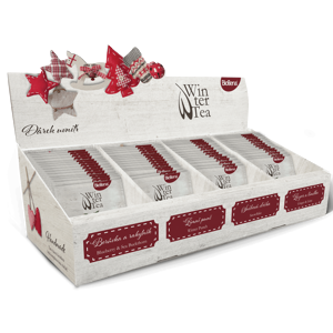 Biogena Dárková kolekce čajů 60 kusů - expirace