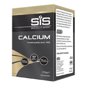 SiS Calcium 120 tablet - expirace