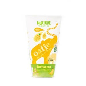 Nurture Bezlepkový nápoj Oaite banán 200 ml DMT: 16.4.2021