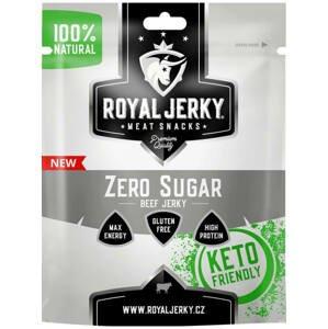 Royal Jerky Hovězí sušené maso Zero Sugar 22 g