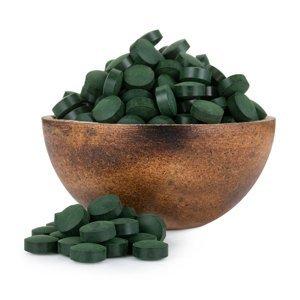 GRIZLY Spirulina tablety  BIO 250 g