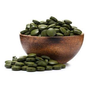 GRIZLY Chlorella tablety  BIO 250 g