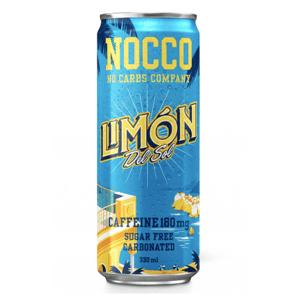 NOCCO BCAA limon 330 ml