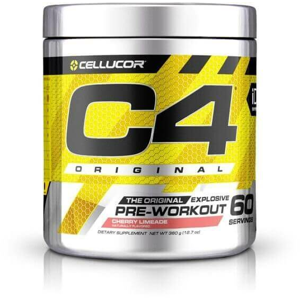 Cellucor C4 iD series 390 g - pink lemon expirace
