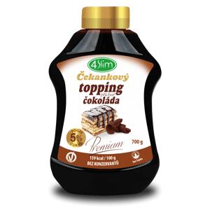 4Slim Čekankový topping čokoláda 700 g