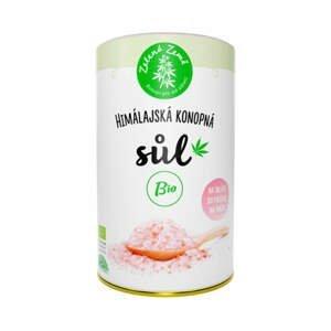 Zelená země Konopná sůl Bio 165 g