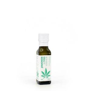 Bohemia olej Konopný 100 ml - expirace