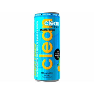 Clean Drink ananas mango 330 ml
