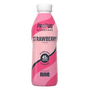 ProPud Protein Milkshake jahoda 330 ml