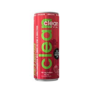 Clean Drink kiwi lesní jahoda 330 ml