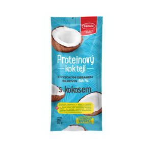 Semix Proteinový koktejl kokos 30 g