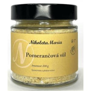 Nikoleta Maria Pomerančová sůl 200 g