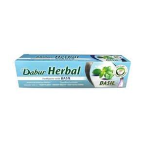 Dabur Zubní pasta s výtažkem s bazalky 100 ml