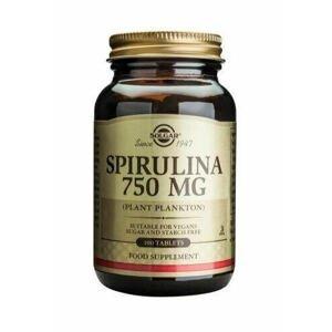 Solgar Spirulina 750mg 100 tablet
