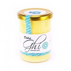 Dobré Ghí Přepuštěné máslo 720 ml