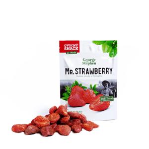 George and Stephen Mr. Strawberry sušené jahody celé z Vietnamu 40 g