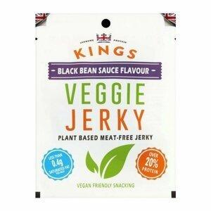 Kings Veggie Jerky Black Bean 25 g