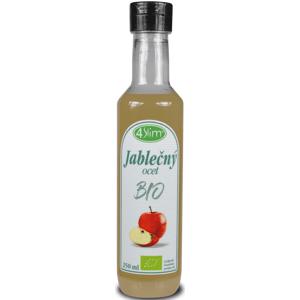 4Slim Jablečný ocet BIO 500 ml