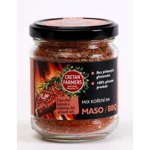 """Cretan Farmers Kořenící směs bez soli """"Maso/BBQ"""" 75 g"""