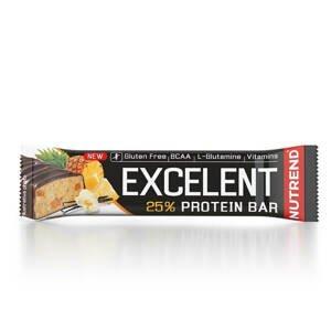 Nutrend Excelent Protein Bar 85g - černý rybíz/brusinka expirace