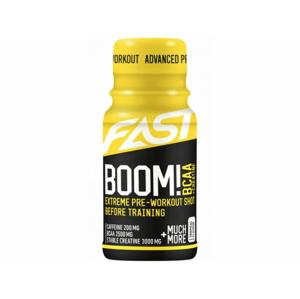 Fast Pre-Workout a BCAA shot Tropical 60ml - expirace