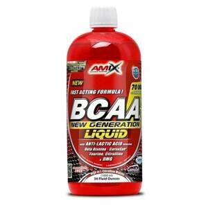 Amix BCAA NEW Generation Fuit punch 1000 ml expirace