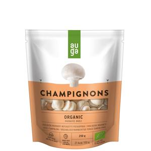 Auga Žampiony marinované BIO 250 g - expirace
