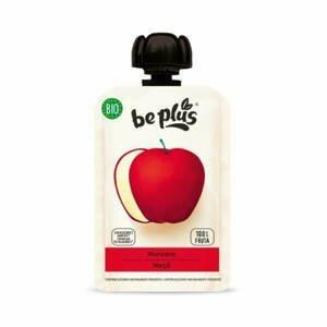 Beplus Ovocné pyré jablko BIO 100 g - expirace