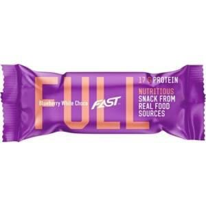 Fast Full Proteinová tyčinka Blueberry White Choco 67g - expirace