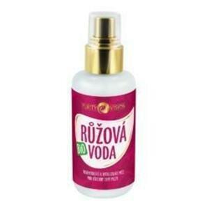 Purity Vision Růžová voda BIO 100 ml