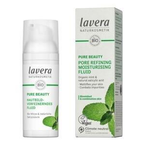 Lavera Pure Beauty Zjemňující hydratační fluid BIO 50 ml