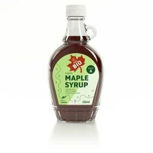 GRIZLY Javorový sirup  BIO 250 ml